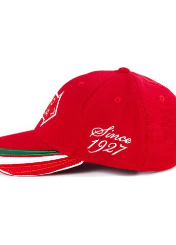 cappello baseball rosso originale 1000 Miglia
