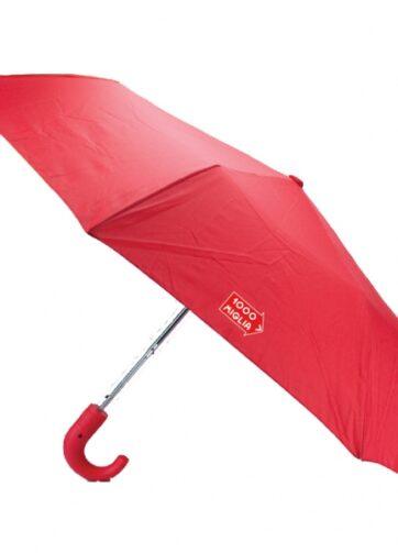 ombrello mini rosso originale 1000 Miglia
