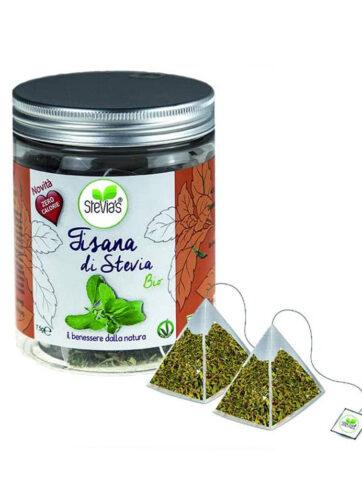 Tisana di Stevia Bio