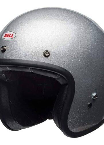 Casco BELL jet per moto custom 500 dlx flake helmet