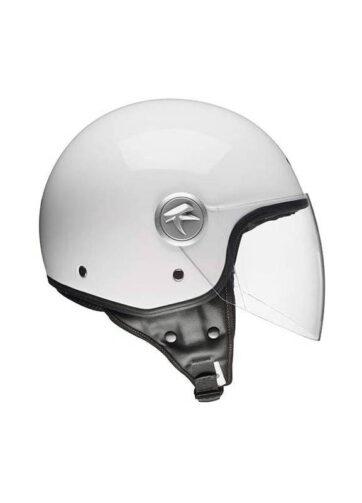 Casco moto scooter jet Kappa Urban colore bianco