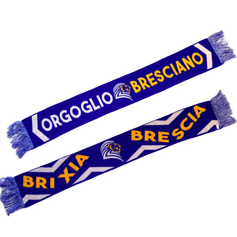 Sciarpa in lana supporter Brescia
