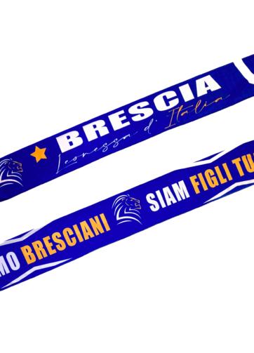 Sciarpa in raso supporter Brescia