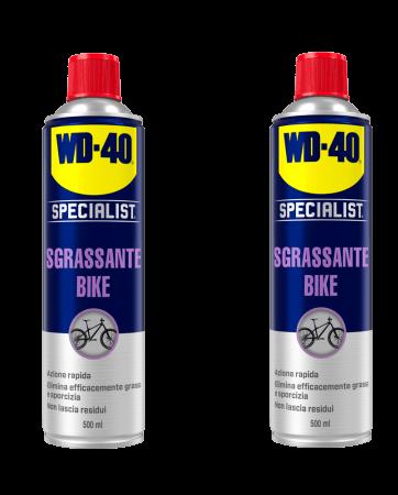 wd40 bike sgrassante 2pz