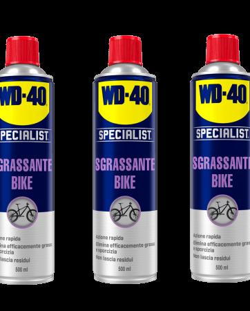wd40 bike sgrassante 3pz