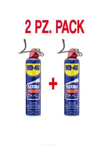 WD40 lubrificante sbloccante flexible Set di 2