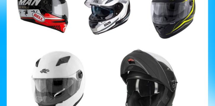 Casco integrale o il casco modulare?