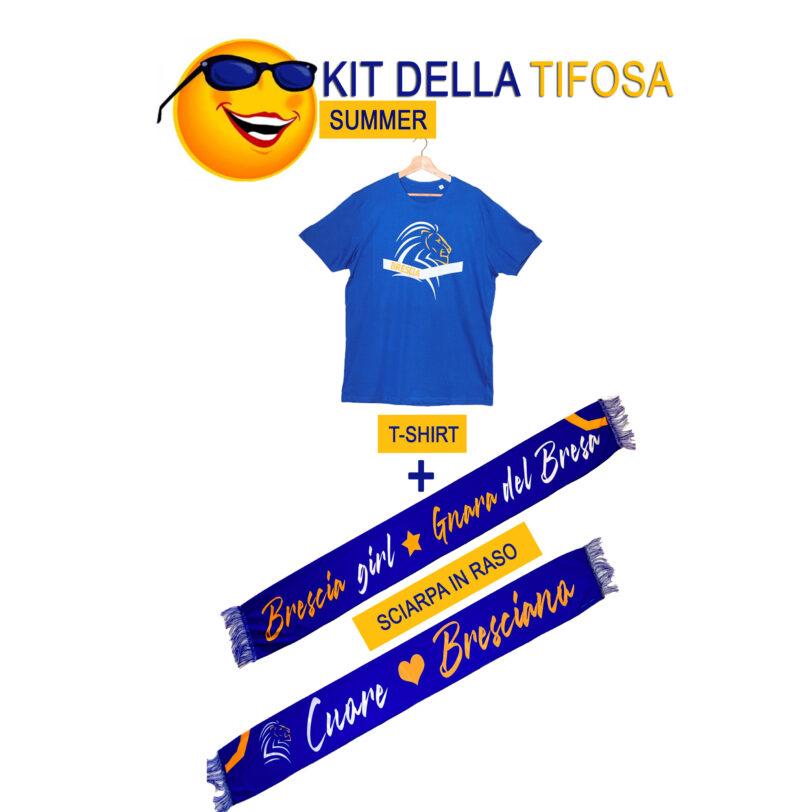 Kit tifosa Brescia - ESTIVO