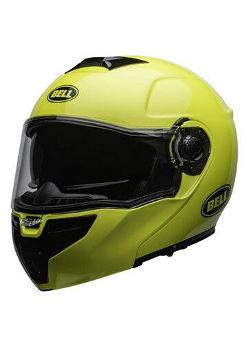 Casco bell giallo SRT Modulare Transmit Helmet Hi-Viz