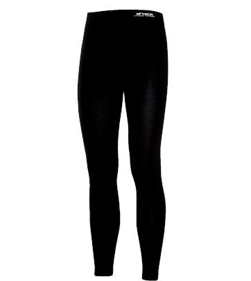 Pantaloni moto tecnici sportivi antivento invernali neri XTECH