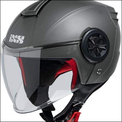 Casco moto Jet IXS